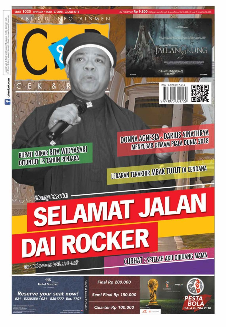 Majalah Digital C&R ED 1035 Juni 2018