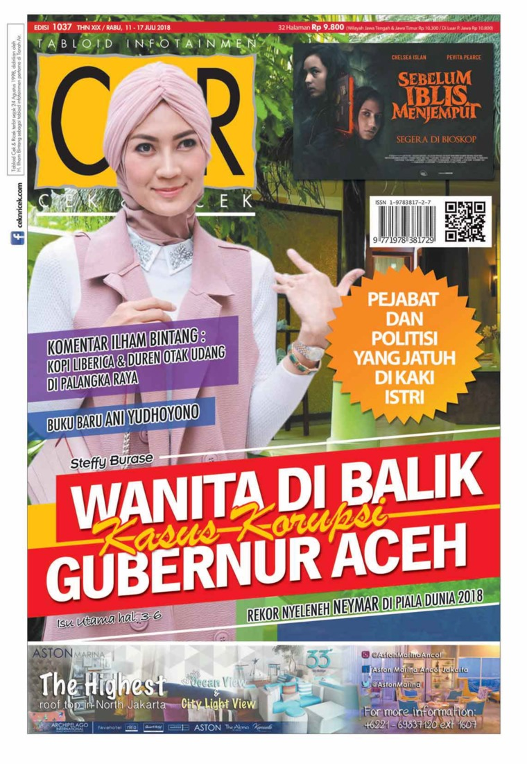 Majalah Digital C&R ED 1037 Juli 2018