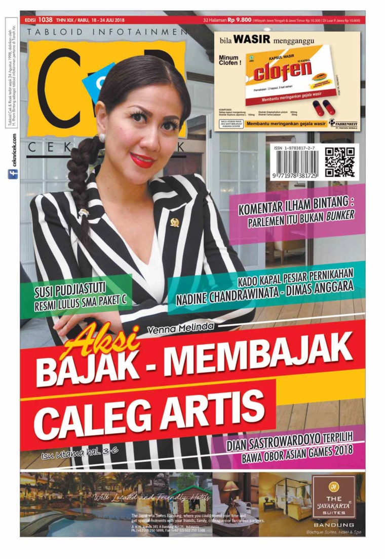 Majalah Digital C&R ED 1038 Juli 2018