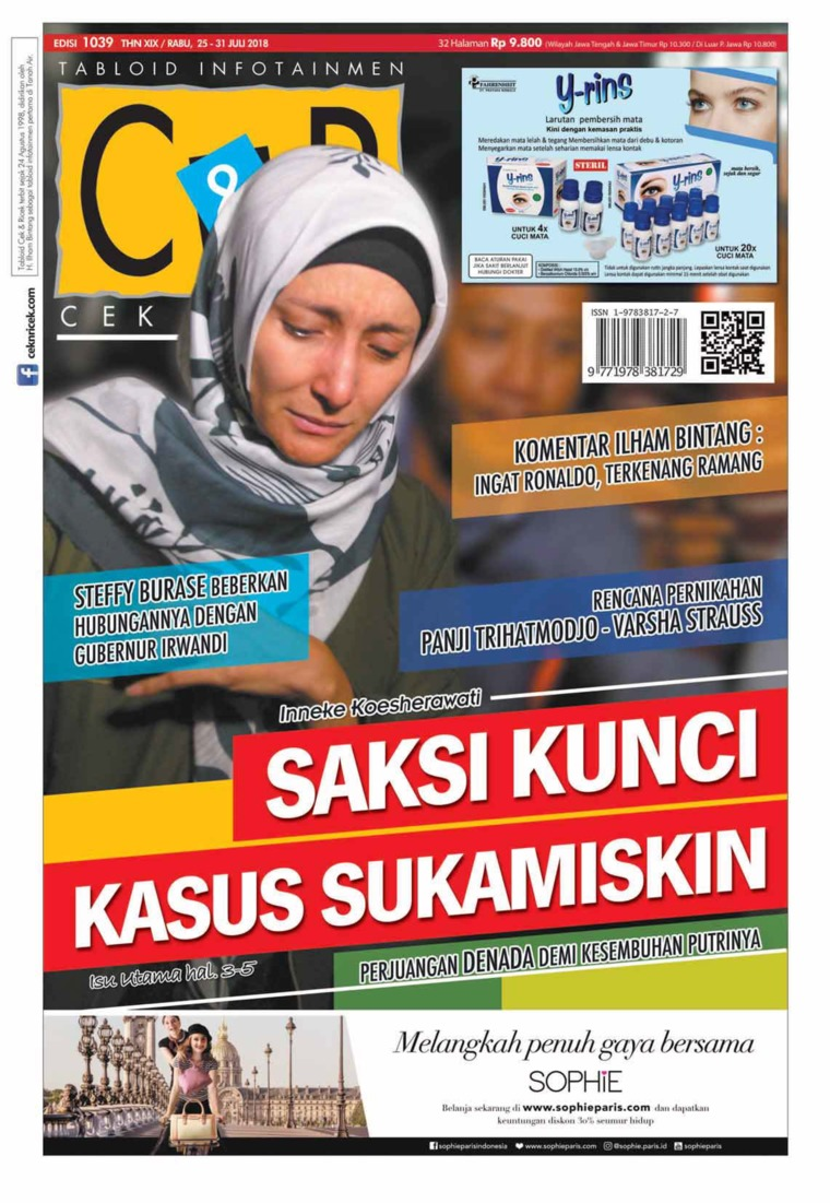 Majalah Digital C&R ED 1039 Juli 2018