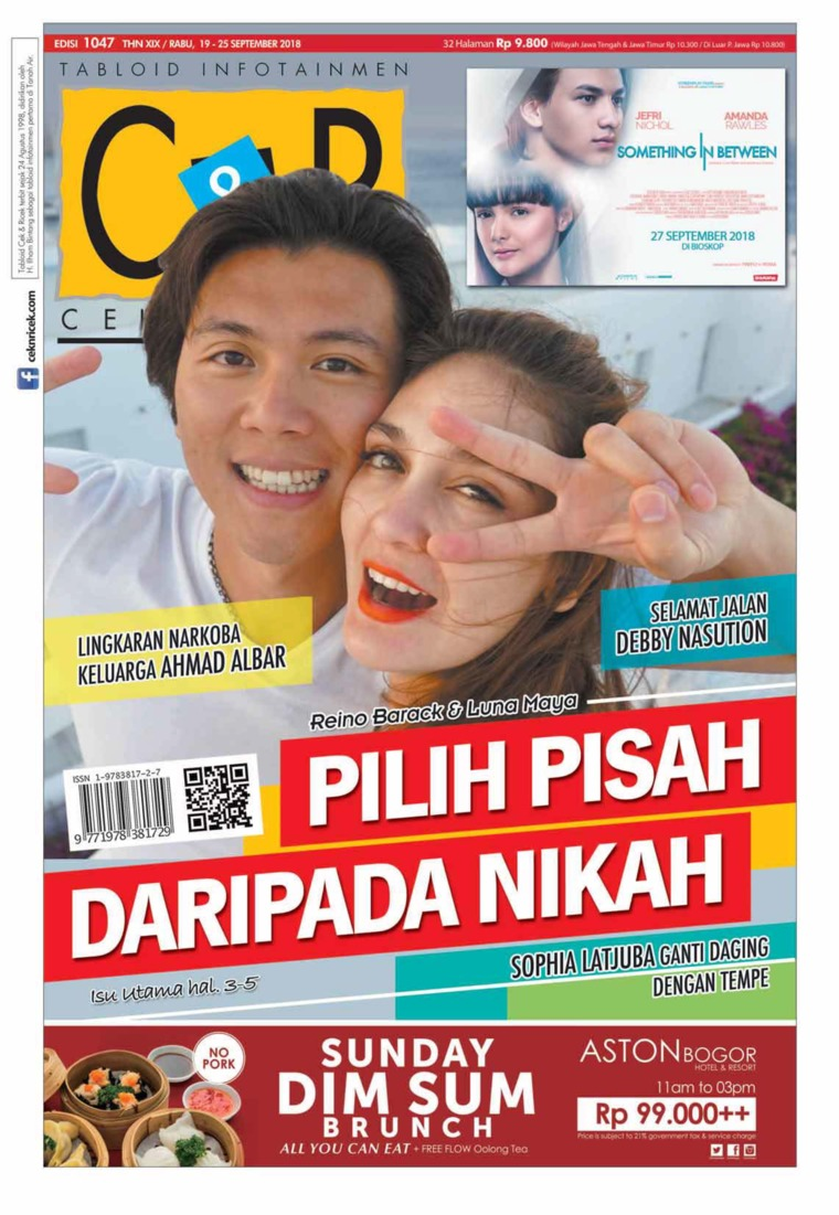 Majalah Digital C&R ED 1047 September 2018
