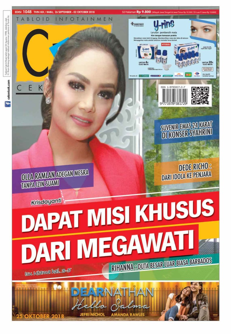 Majalah Digital C&R ED 1048 September 2018