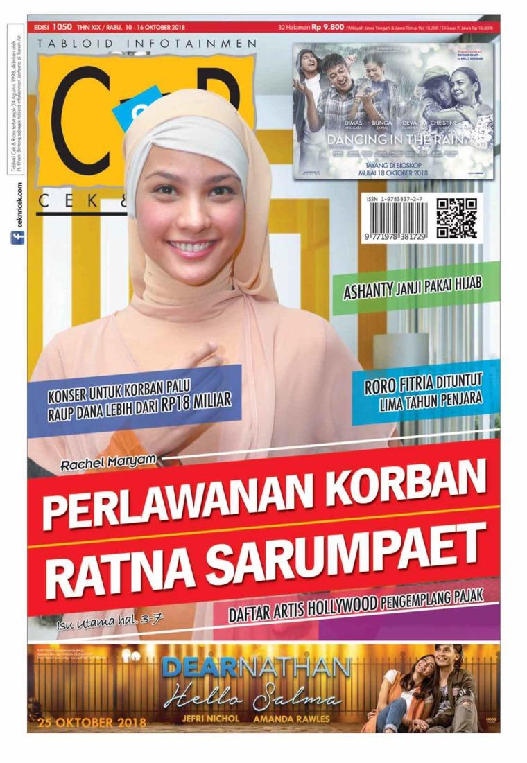 Majalah Digital C&R ED 1050 Oktober 2018