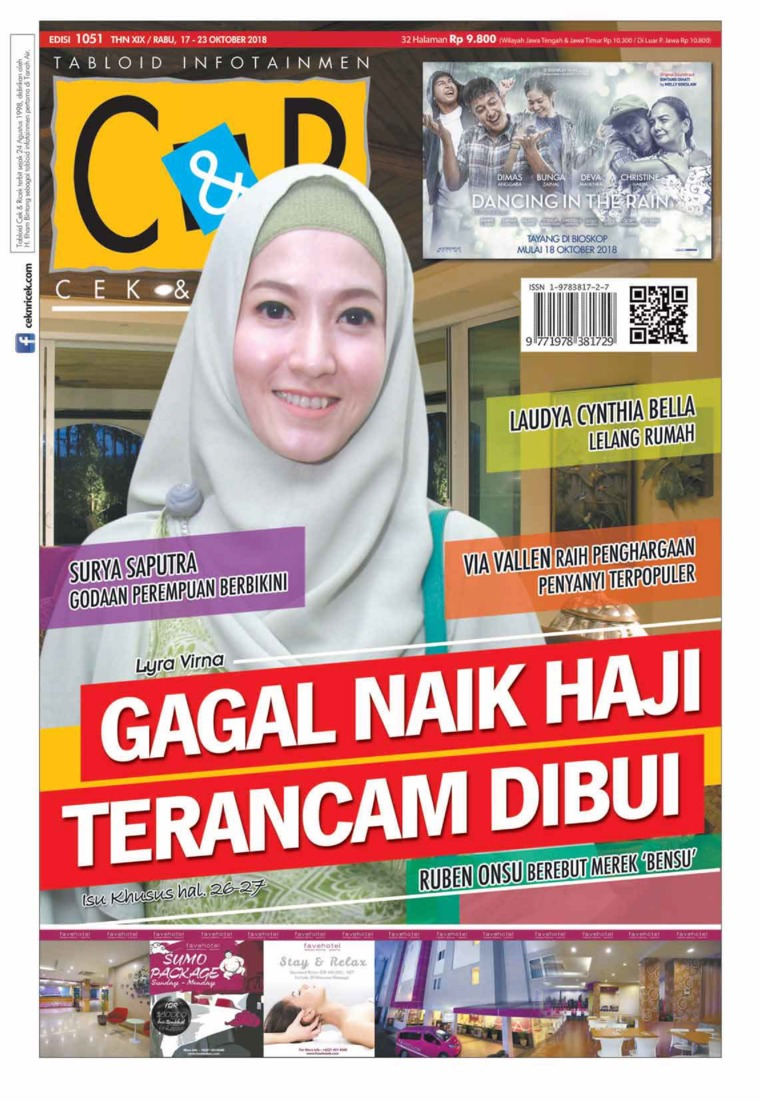 Majalah Digital C&R ED 1051 Oktober 2018