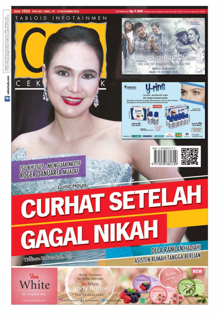 Majalah Digital C&R ED 1054 November 2018