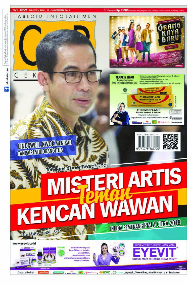 Majalah Digital C&R ED 1059 Desember 2018