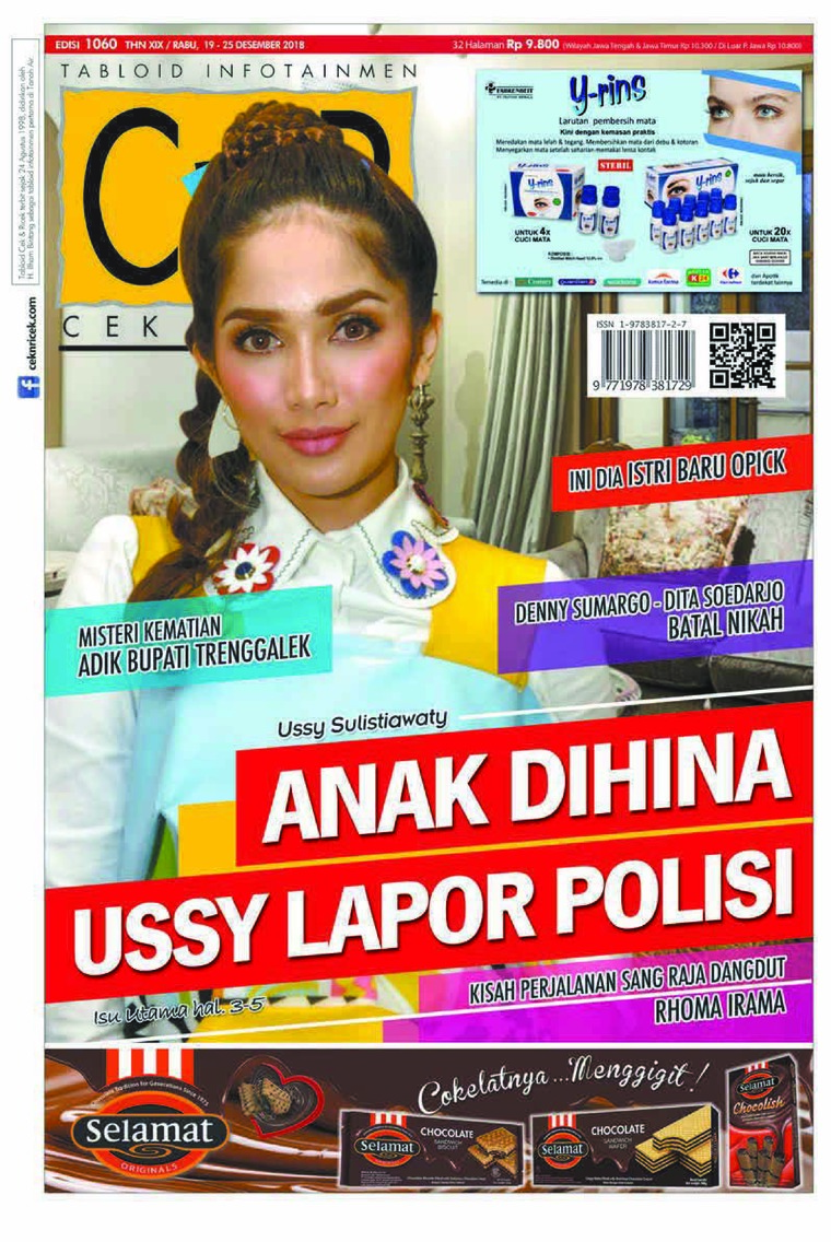 Majalah Digital C&R ED 1060 Desember 2018