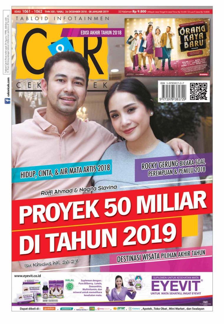 Majalah Digital C&R ED 1061-1062 Desember 2018