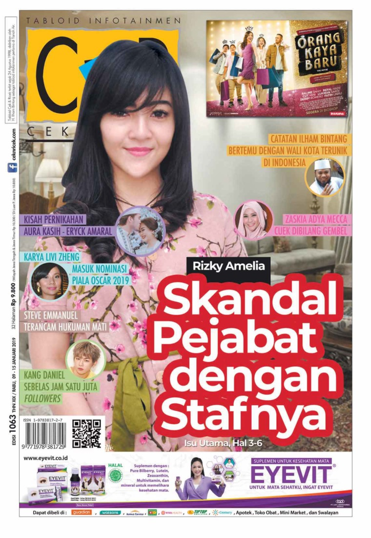 Majalah Digital C&R ED 1063 Januari 2019