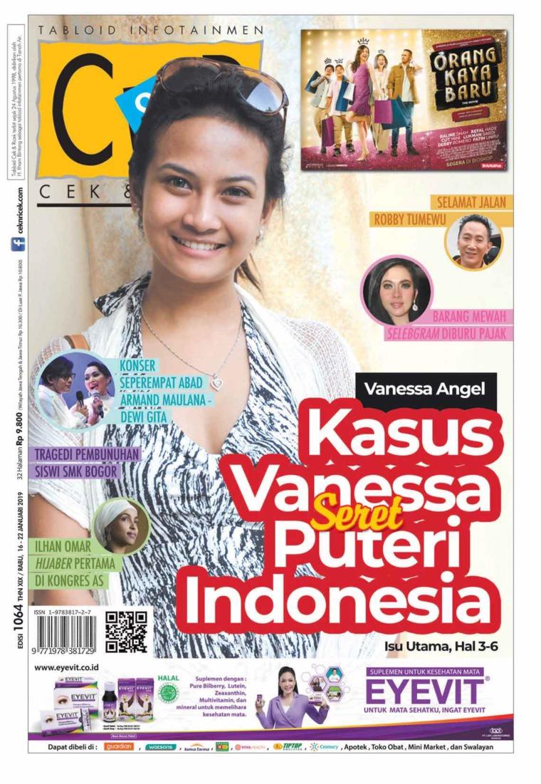 Majalah Digital C&R ED 1064 Januari 2019