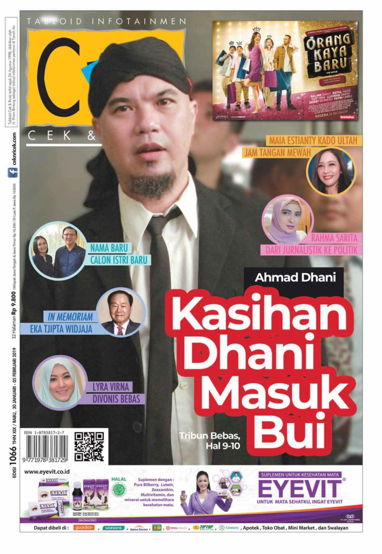 Majalah Digital C&R ED 1066 Januari 2019