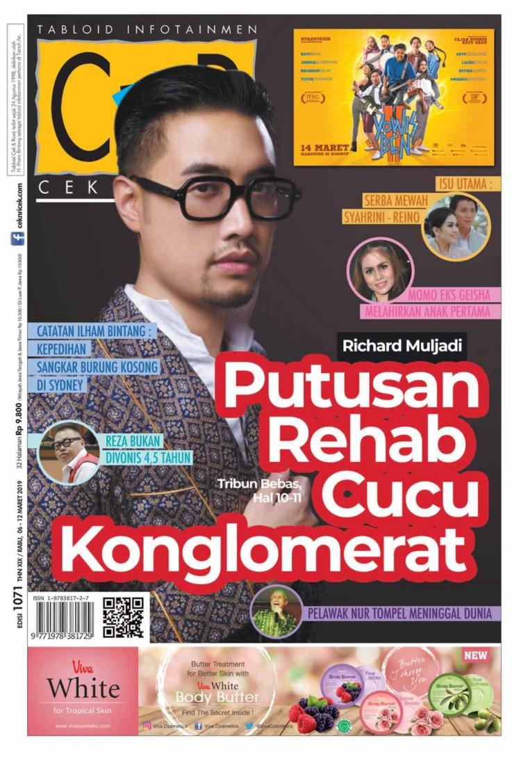 Majalah Digital C&R ED 1071 Maret 2019
