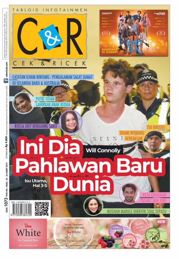 Majalah Digital C&R ED 1073 Maret 2019