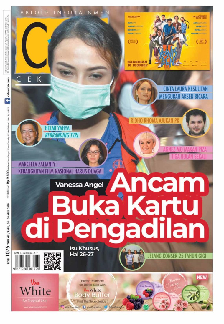 Majalah Digital C&R ED 1075 April 2019