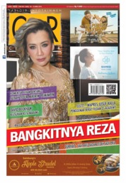 Cover Majalah C&R ED 1023 April 2018