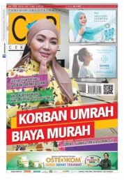 Cover Majalah C&R ED 1026 April 2018