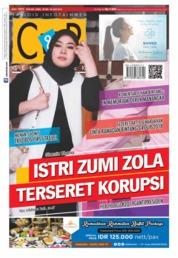 Cover Majalah C&R ED 1031 Mei 2018