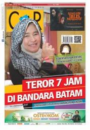 Cover Majalah C&R ED 1041 Agustus 2018