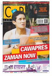 Cover Majalah C&R ED 1042 Agustus 2018