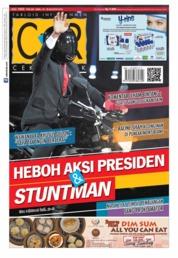 Cover Majalah C&R ED 1043 Agustus 2018