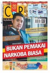 Cover Majalah C&R ED 1044 Agustus 2018