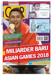 Cover Majalah C&R ED 1045 September 2018