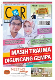 Cover Majalah C&R ED 1049 Oktober 2018