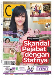 Cover Majalah C&R ED 1063 Januari 2019