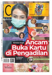 Cover Majalah C&R ED 1075 April 2019