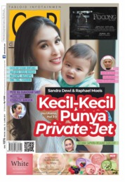 Cover Majalah C&R ED 1076 April 2019