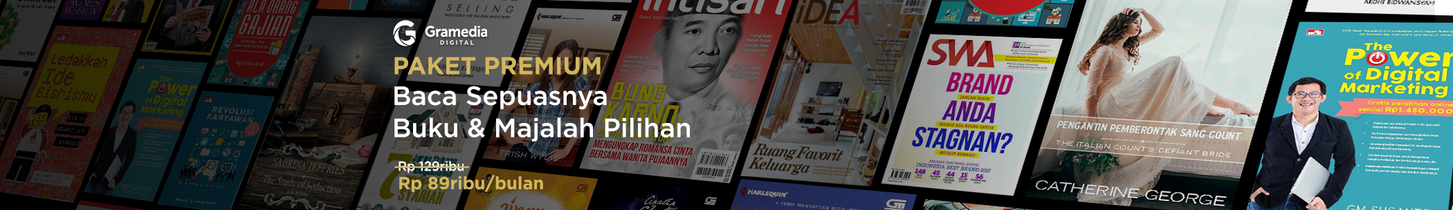 Gramedia Premium All you can read - web