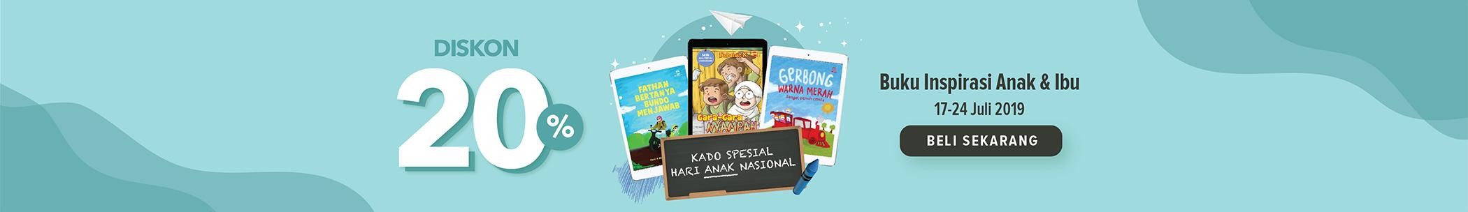 Hari Anak Nasional BITREAD DIGITAL PUBLISHING